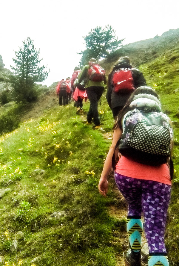 Guided Hiking Tours Go Active